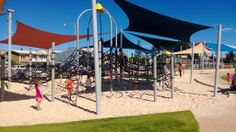Geraldton Foreshore Playground and Water Play Area - Blog   - The largest FREE online family guide and community in WA