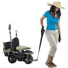 Easy Up Garden Cart