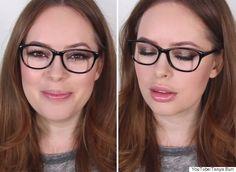 Tanya Burr shares eye make-up tutorials for eyeglass wearers … - Makeup Tutorial Over 40 Smokey Eye Makeup Tutorial, Eye Makeup Steps, Makeup Tips, Hair Makeup, Makeup Ideas, Makeup Blog, Eyebrow Makeup, Makeup Eyeshadow, Makeup Inspiration