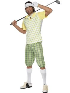 9cef54cedcf A great pub golf fancy dress costume reflect for stag nights and lads  birthday parties.