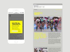 Bespoke website design by Self-titled. Mobile Responsive, Visual Identity, Bespoke, Innovation, Self, Branding, Positivity, Graphics, Website
