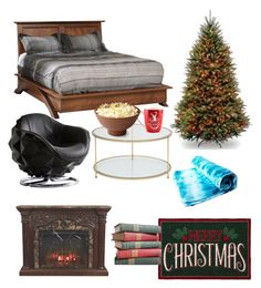 """That was my Christmas."" by razvanzamfir ❤ liked on Polyvore featuring interior, interiors, interior design, home, home decor, interior decorating, DutchCrafters, St. Nicholas Square, Astoria and Andrew Martin"