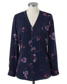 Dream blossom blouse - [K21766]