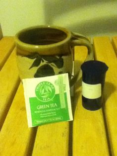 Great Recipes While High: Magic Tea (Medicated), Source:I love a good cup of tea, and I recently came across a simple recipe that upgrades a normal cup into a cup of cannabis magic tea!
