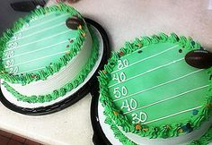 These are top selling cakes during the football season…. These are top selling cakes during the football season…. Cupcake Decorating Tips, Birthday Cake Decorating, Cake Decorating Techniques, Decorating Ideas, Birthday Party Snacks, Cake Birthday, Birthday Recipes, Birthday Wishes For Kids, Cakes For Boys