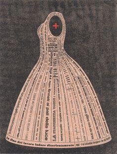 lady alphabet - Tracciamenti