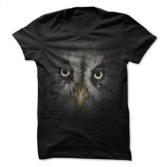 Owls eyes - #hoodie allen #red sweater. I WANT THIS => https://www.sunfrog.com/Hunting/Owls-eyes.html?68278