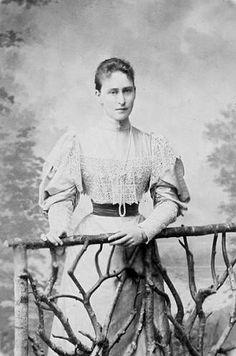 Grand Duchess Elizaveta Feodorovna of Russia