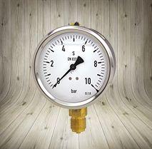 Manometro Alarm Clock, Silver, Home Decor, Irrigation, Projection Alarm Clock, Decoration Home, Room Decor, Alarm Clocks, Home Interior Design