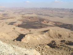 Central Negev, Ramon Crater