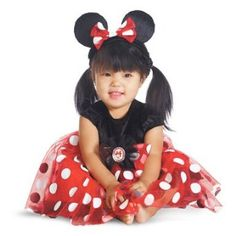 Disguise Costumes My First Disney Red Minnie Costume.  $22.00 - $42.34            My first disney