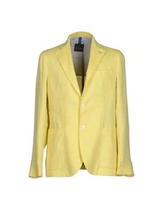 #Harmont&blaine giacca uomo Giallo  ad Euro 133.00 in #Harmont blaine #Uomo abiti e giacche giacche