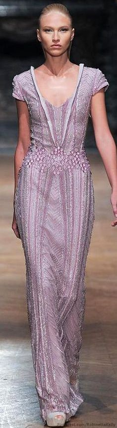 Tony Ward Haute Couture | S/S 2014