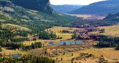 Colorado Mountain Valley  Scenic Overlook [36001907] (OC) #reddit