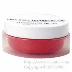 http://www.beauba.com/products/detail.php?product_id=2276 Sakamotokoseido Fine Iron Technical Oil Viscous #36. #AdditiveAgents #PreTreatment  Spread to whole of hair before hair iron treatment. The paste type oil.