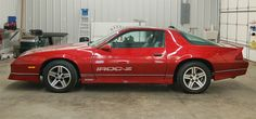 1987 Chevrolet Camaro IROC Z. Click to Find out more - http://fastmusclecar.com/best-muscle-cars/1987-chevrolet-camaro-iroc-z/ COMMENT.
