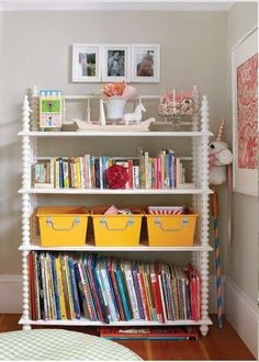 What a great bookshelf