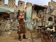 trajes medievales | Este é seguramente um dos eventos mais sonantes e que traz à Vila ...