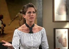 Rachel Greens Outfits From Friends : theBERRY