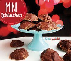 BackGaudi: Mini-Lebkuchen