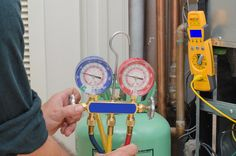 Gold Medal Service alerts consumers to the #EPA ban of R-22 (#Freon) #refrigerant and provides options for homeowners with air conditioning systems manufactured before 2010.