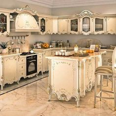 Amazing Elegan French Country Dining Room Design Ideas – Home/Decor/Diy/Design Baños Shabby Chic, Cocina Shabby Chic, Shabby Chic Zimmer, Shabby Chic Bedrooms, Shabby Chic Furniture, French Country Rug, French Country Dining Room, French Country Kitchens, French Country Decorating
