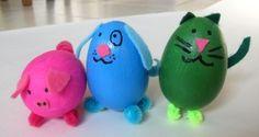 mollymoocrafts.com - Easter Eggimals