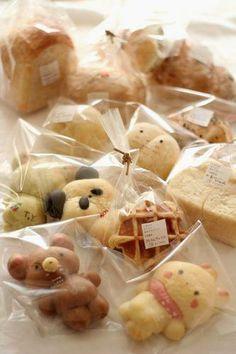 Super cute animal breads