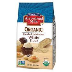 Arrowhead Mills Organic Unbleached White Flour (6x22 OZ)