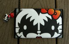 Hello Kitty KISS Wallet from Recycle Bag