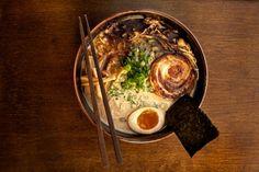 Tonkotsu Original at Ramen Tatsu-Ya in #Austin | www.chefsfeed.com