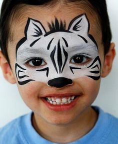 Beneficial Concepts for Face Painting for Beginners | Home Design ...