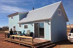 Spur, Texas First Tiny House Friendly City