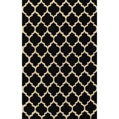 Simple Morocco Area Rug