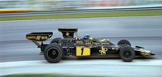 Ronnie Peterson, Lotus 72.