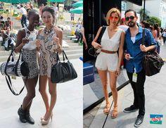 """Perfect Style Recipes   Recetas de feria de moda o """"street style"""" 1er día de Colombiamoda!!!"""