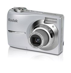 Kodak Easyshare C913 9.2 MP Digital Camera with 3xOptical Zoom (Silver)