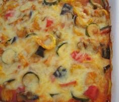 Serious Food for the Soul: Vegetable Casserole