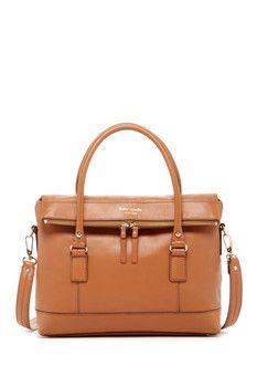 kate spade new york Carmen Leather Shoulder Bag