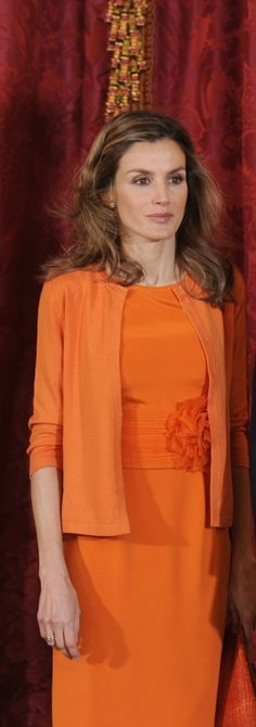 Princess Letizia To Become Queen Of Spain