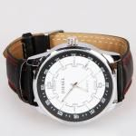 Amazing prices at #IDealSmarter!  Numeric Leather Wrist Watch