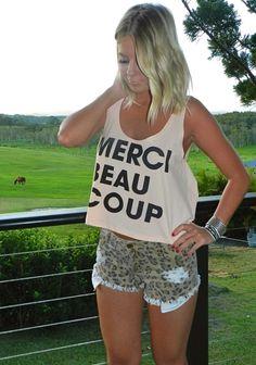 kinda want these leopard print shorts..