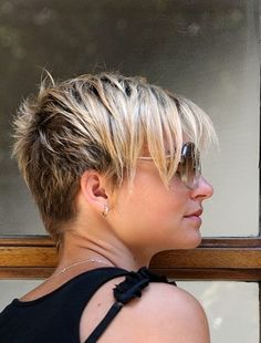 Short Haircut for Women, Summer Hairstyles