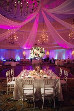 Classic traditional weddings a pinterest collection by barbaras beautiful ballroom decor photo by joshua aull photography wedsociety junglespirit Image collections