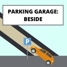 Boom Cards - Parking Garage: Beside Speech Therapy, Car Parking, Special Education, Garage, Deck, Student, Activities, Learning, Cards