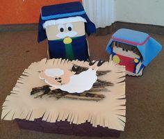 Olha que lindo que achei da AD Fonte Nova Kid's.   Super visual para ilustrar a história de Abraão e Isaque.                               ...