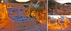 That was the character of the unique wedding ceremony and reception of our Brazilian couple Adrianna and Gustavo at Alemagou Beach Bar in Mykonos island. Wedding Ceremony, Reception, Mykonos Island, Beach Bars, Candy Buffet, Beautiful Islands, Newlyweds, Unique Weddings, Night Life