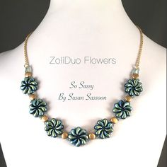 New listing using ZoliDuo beads!
