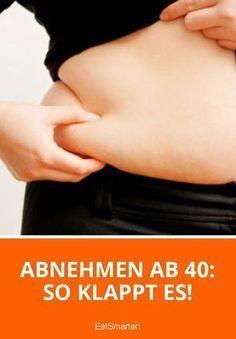 Abnehmen ab 40: So klappt es! | eatsmarter.de