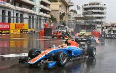 62SharesMONTE CARLO, 30 Juni 2016 – Hujan dan track jalanan Monte Carlo yang sulit diakui pembalap Indonesia, Rio Haryanto, sebagai masalah yang dihadapinya saat balapan di Formula 1 Grand Prix de Monaco, Minggu (29/5). Rio mengatakan ia banyak kehilangan waktu dalam 15 lap terakhir. Rio mengakhiri balapan di Monte Carlo di posisi ke-15, atau menjadi